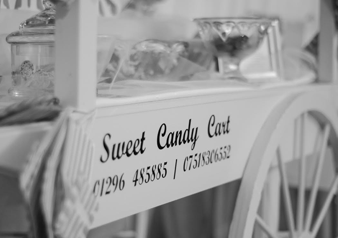 Vintage Style Candy Carts